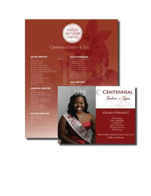 CENTENNIAL BEAUTY SALON GRAND OPENING